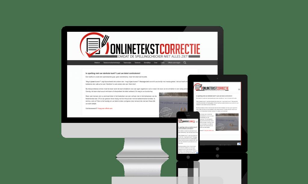 onlinetekstcorrectie.nl